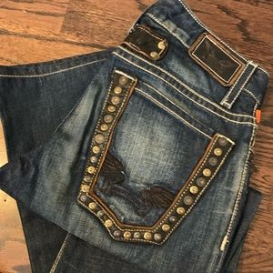 Robbins jeans man